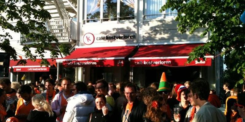 Amsterdam Café Kostverloren brunch