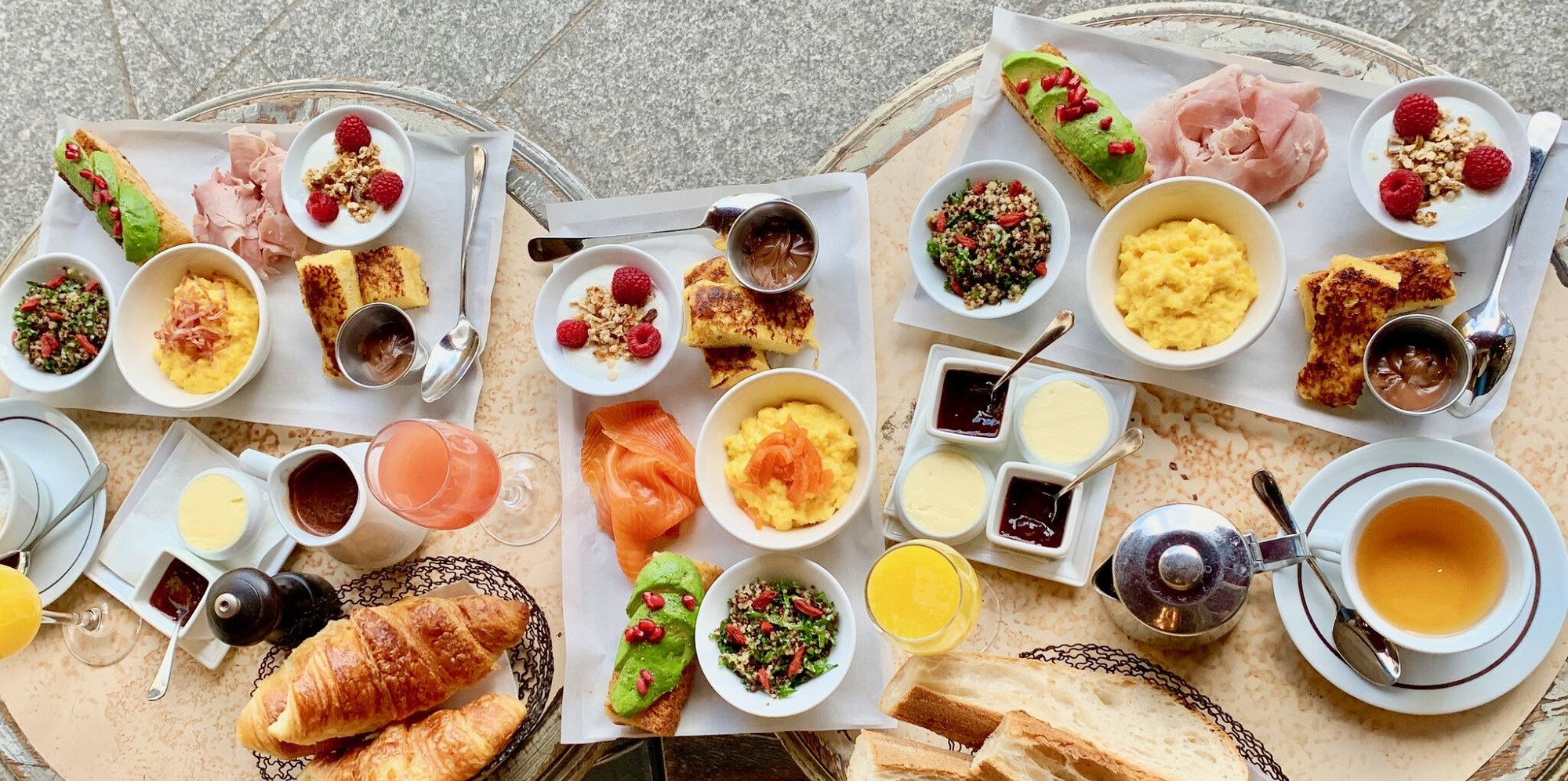 Brunch Le Petit Poucet (75017 Paris)