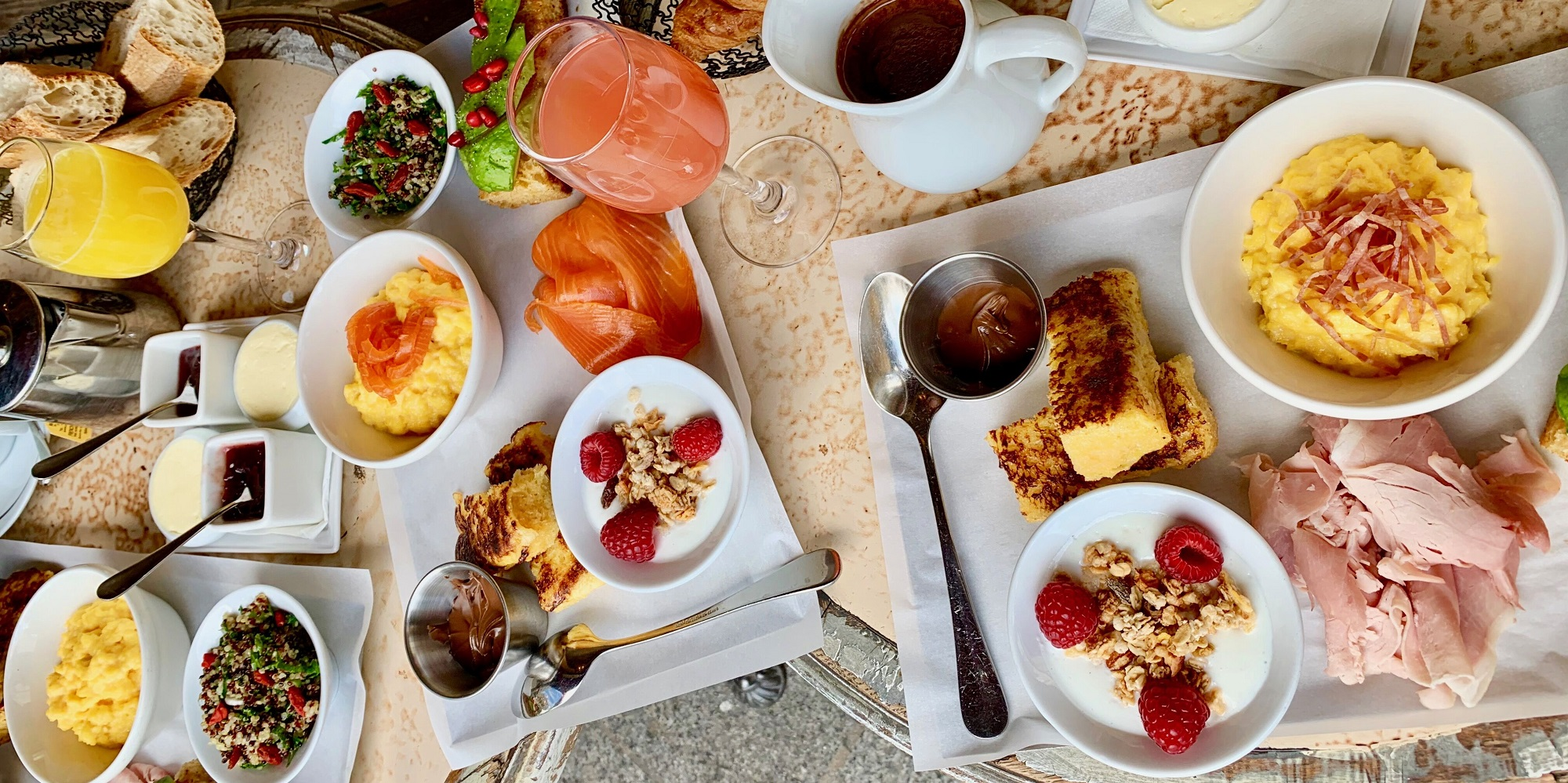 Brunch Le Petit Poucet (75017 Paris 17ème)
