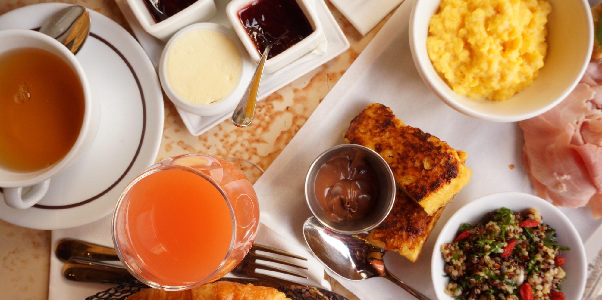 Restaurant Le Petit Poucet Brunch