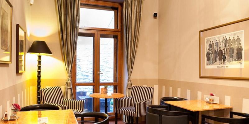 brunch Praha Café Lounge brunch