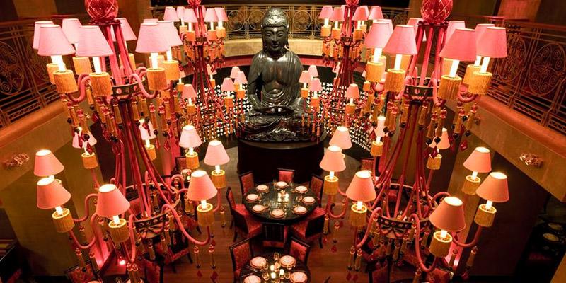Praha Buddha Bar brunch