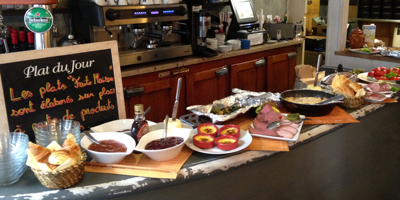 Brunch Café Jil (75009 Paris)