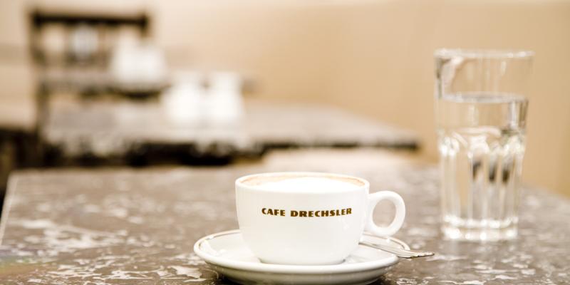 Wien Cafe Drechsler brunch