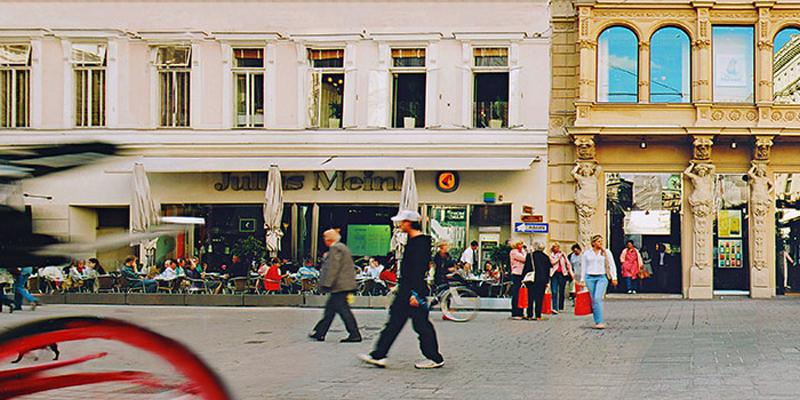 Brunch Julius Meinl am Graben (1010 Wien)