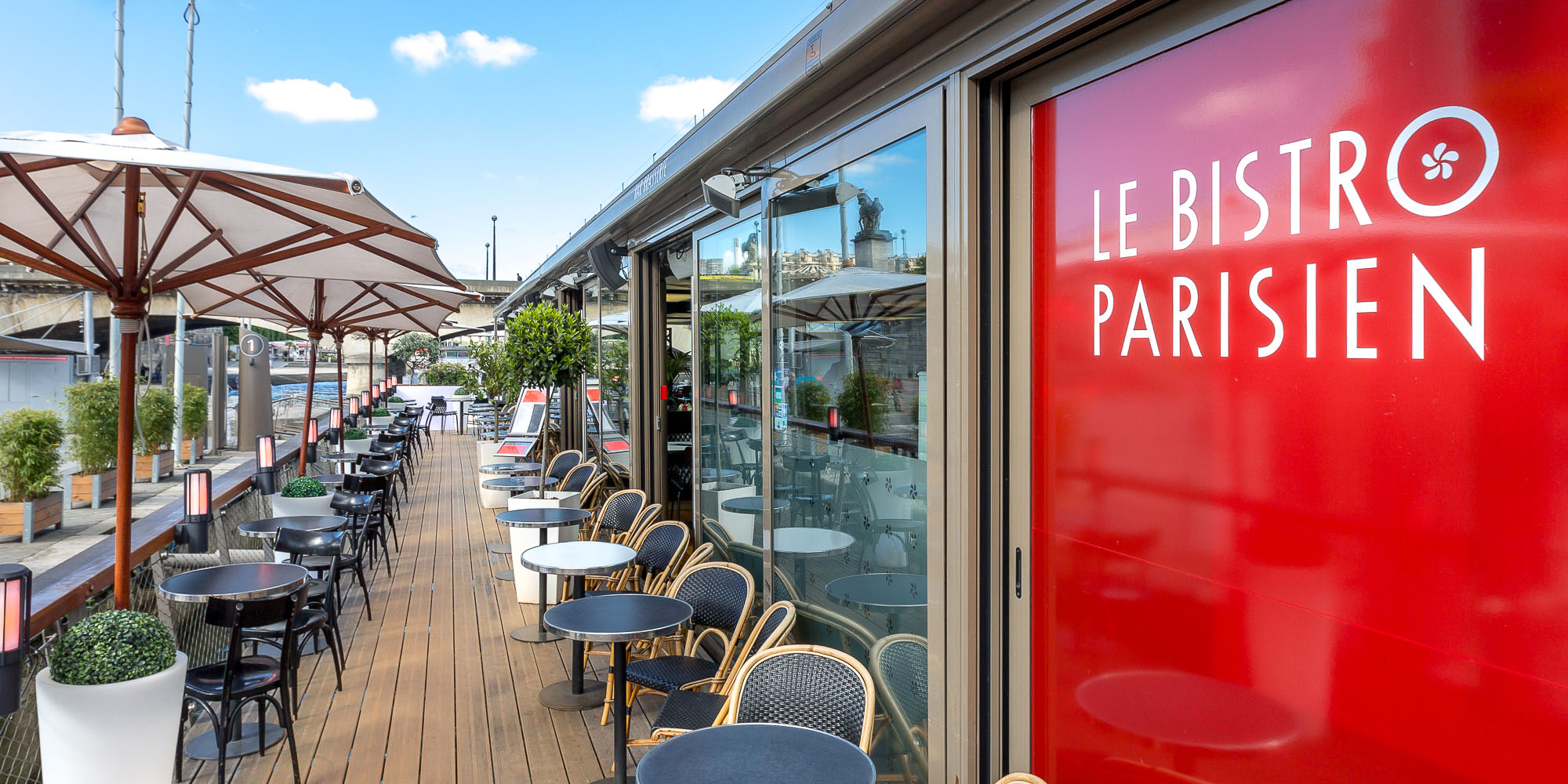 Brunch Le Bistro Parisien (75007 Paris)