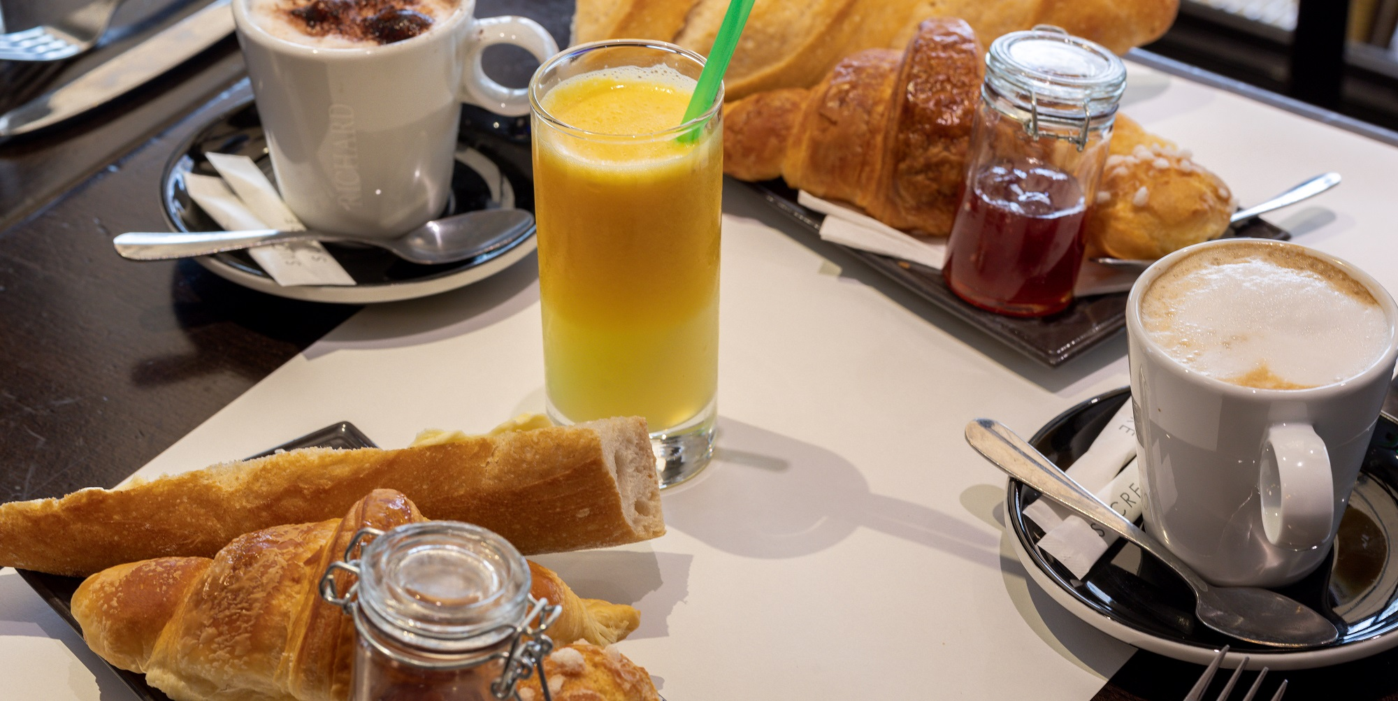 Brunch Le Cosmos (75015 Paris)