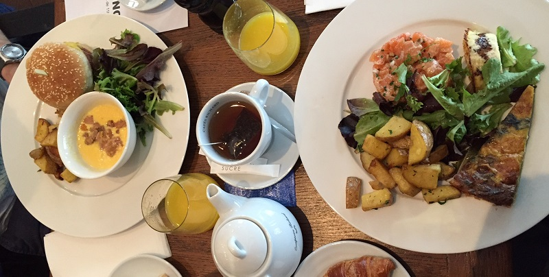 Brunch Le Beaumarchais (75004 Paris)