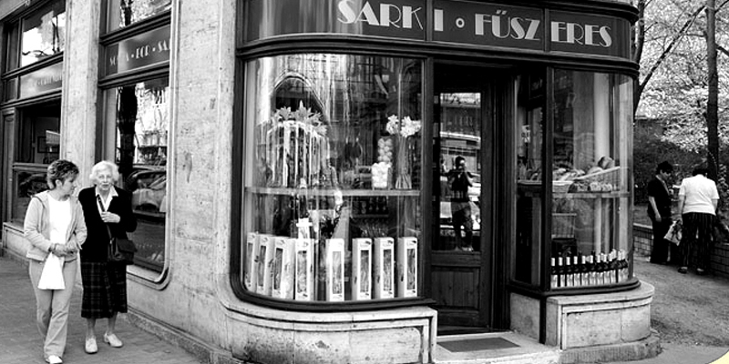 brunch Budapest Sarki Fűszeres brunch