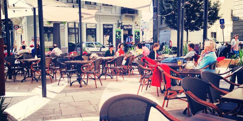 Brunch Café Alibi (1054 Budapest)