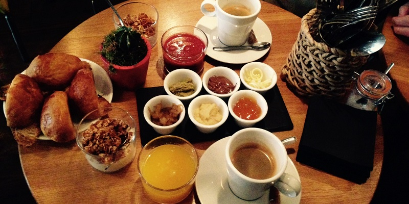 Brunch La Petite Mangerie (75003 Paris)