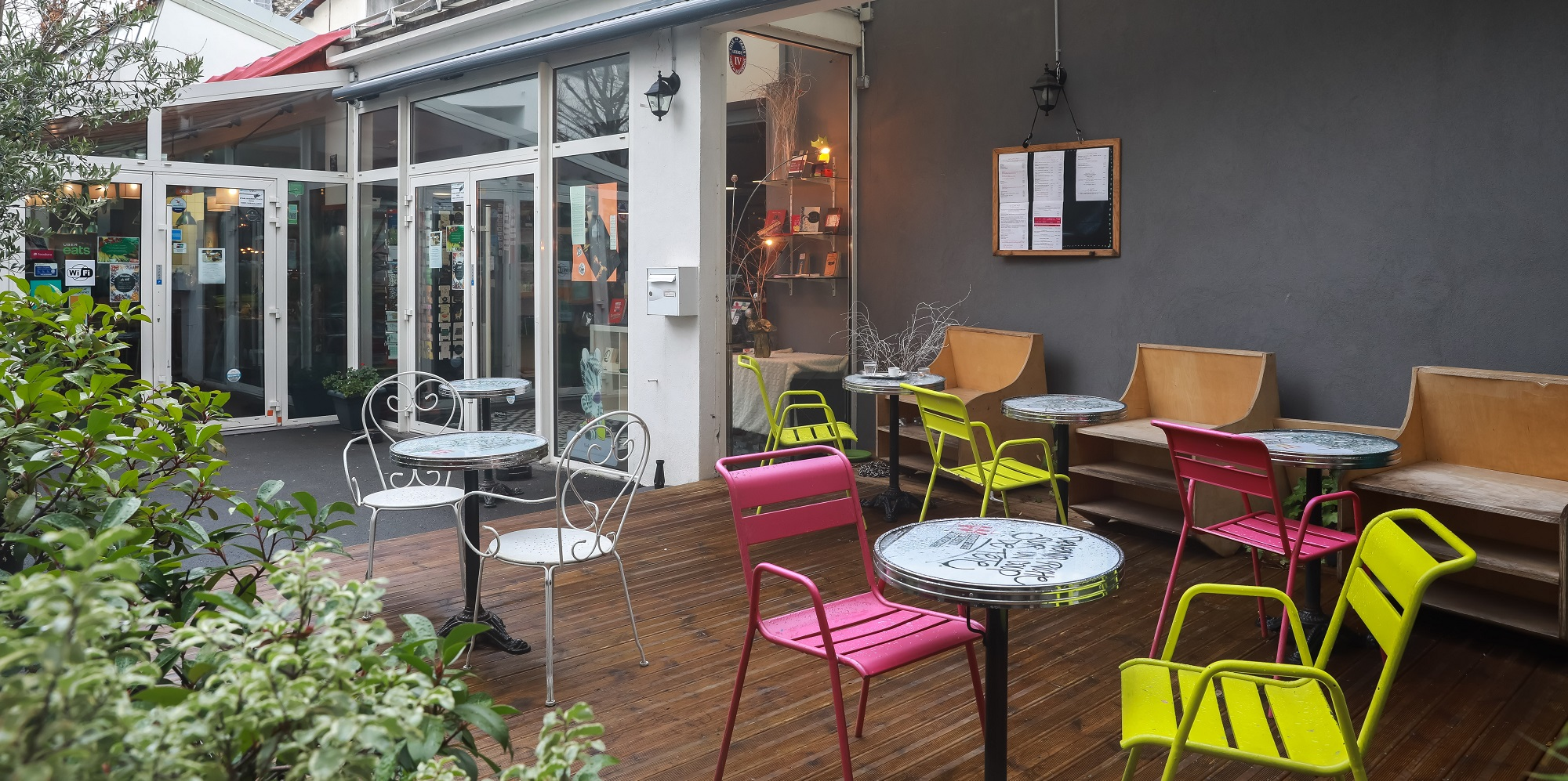 Brunch Le Cent Huit (75019 Paris)