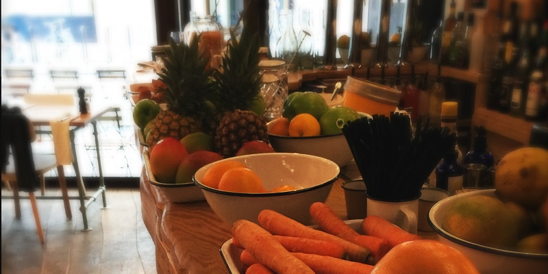 Brunch La Faille (75002 Paris)