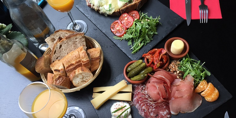 Brunch La Fine Moustache (75019 Paris 19ème)