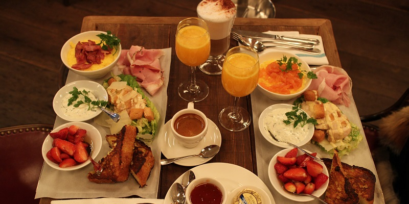 Brunch La Taverne (75009 Paris)