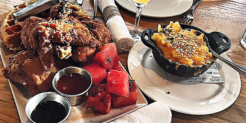 Brunch Yardbird Southern Table & Bar (MIA3319 Miami Beach)