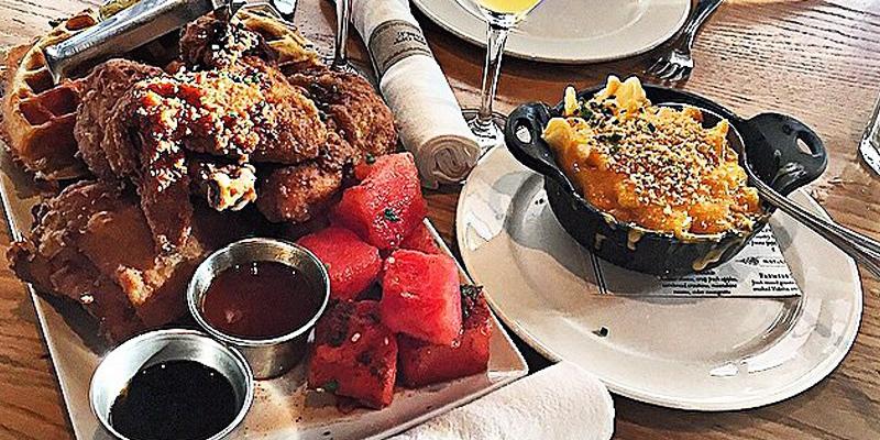 Miami Beach Yardbird Southern Table & Bar brunch