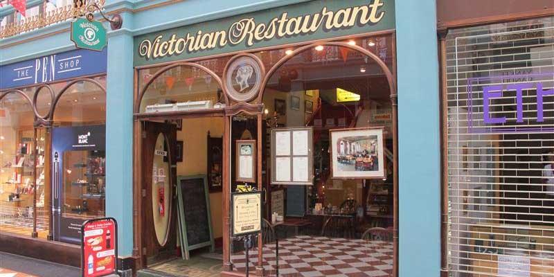Brunch Victorian Restaurant (5HU2T Birmingham)