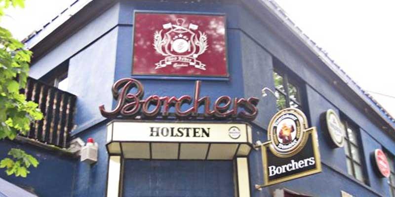 Cafe Borchers Hamburg Brunch