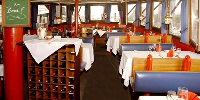 Brunch Das Feuerschiff (DE20459 Hamburg)