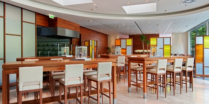 Düsseldorf Hilton brunch