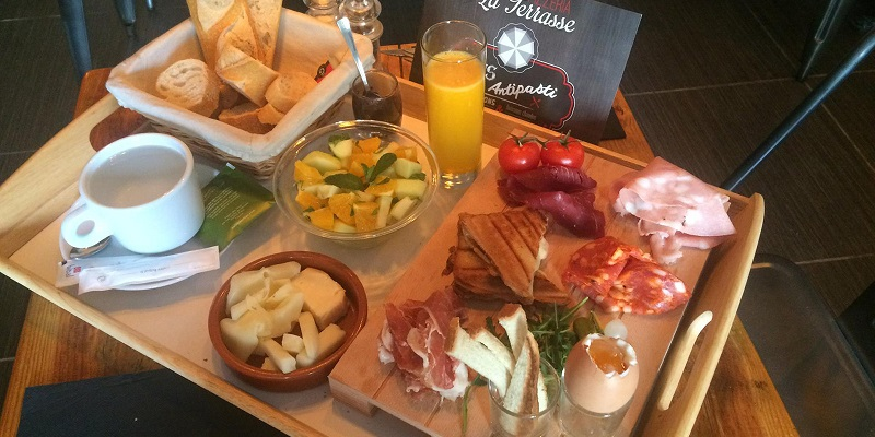 Brunch La terrasse (34000 Montpellier)