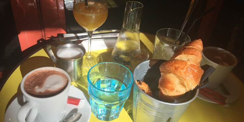 Brunch La Terrasse Choron (75009 Paris)
