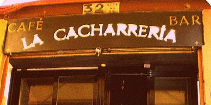 Sevilla La Cacharrería brunch