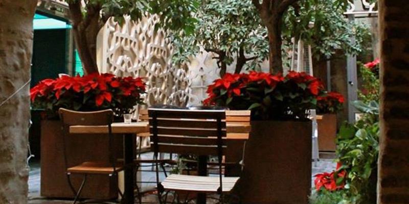Sevilla Hotel EME brunch