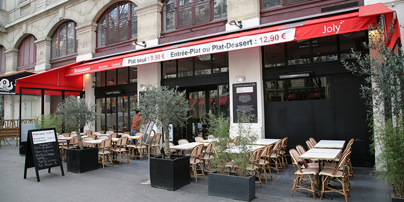 BRUNCH Brasserie Les Halles Paris Brasserie Chatelet Paris Carte