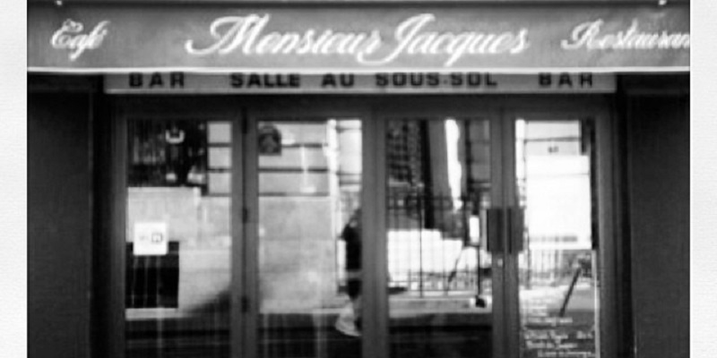 Brunch Monsieur Jacques (75009 Paris 9ème)