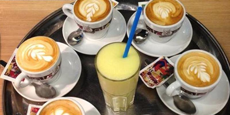 Málaga Tejeringo's Coffee brunch