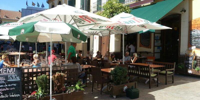brunch Málaga Café-Bar La Calle de Bruselas brunch