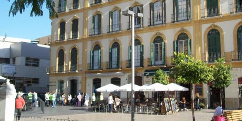 Málaga Café-Bar La Calle de Bruselas brunch