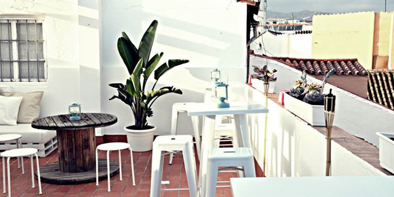 Málaga Cafe Gallery brunch