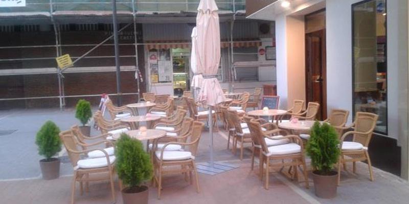 Málaga Estylo Café brunch