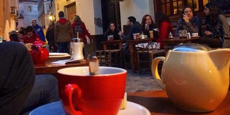 Málaga La Tetería brunch