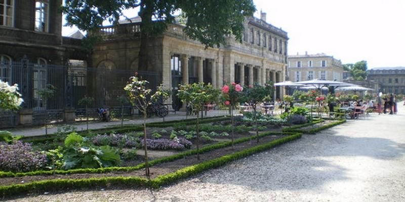 Brunch l 39 orangerie du jardin public 33000 bordeaux for Jardin orangerie