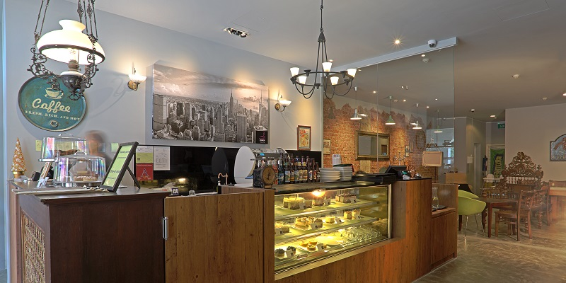 Singapore East Manhattan bakery café brunch