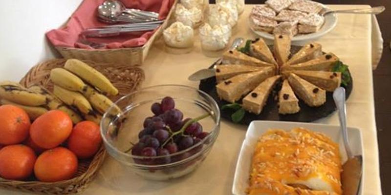 Lisboa Pão de Canela brunch