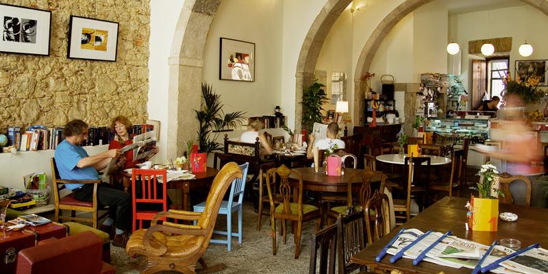 brunch Lisboa Pois, Cafe brunch