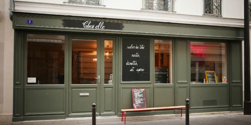 Brunch Chez Elle (75020 Paris)