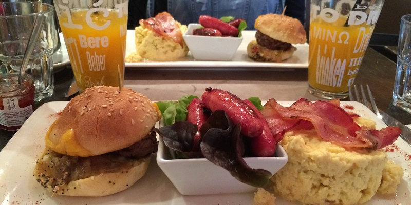 Brunch Café Pasteur (75015 Paris)