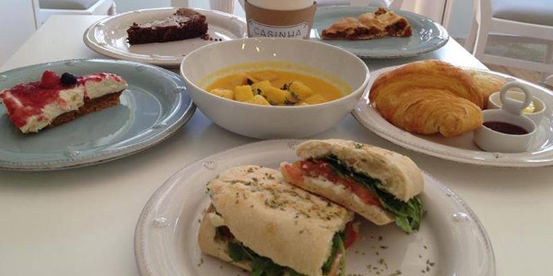 Porto Casinha Boutique Café brunch