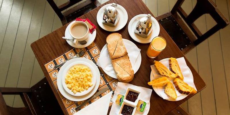 brunch Porto Café Progresso brunch