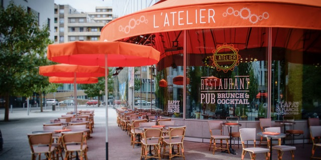 Brunch L'Atelier (92100 Boulogne Billancourt)
