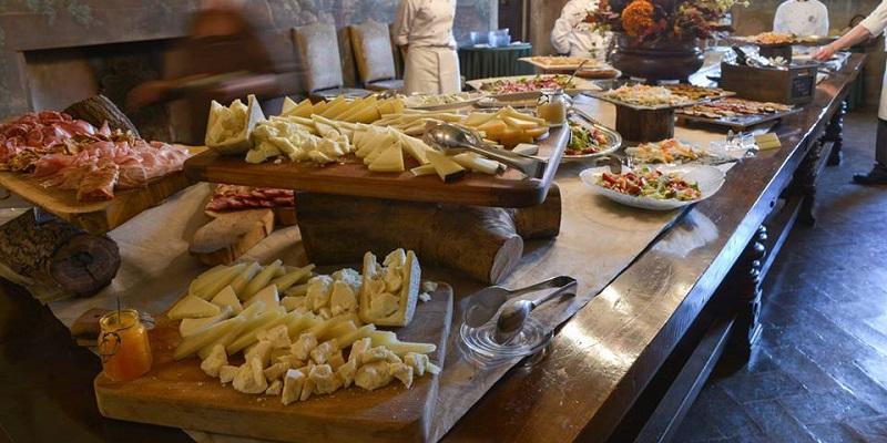 brunch Bologna Palazzo Albergati brunch