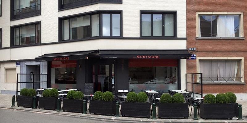 Brunch Chez Montaigne (1050 Bruxelles)