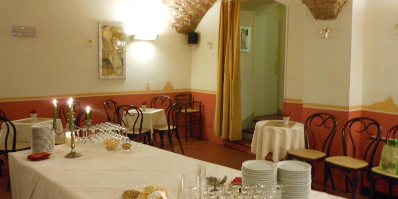 Bologna Il Caffe' della Corte brunch