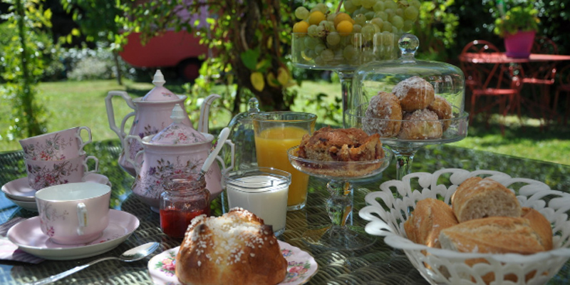 Brunch La Maison de Rose (16480 Brossac)